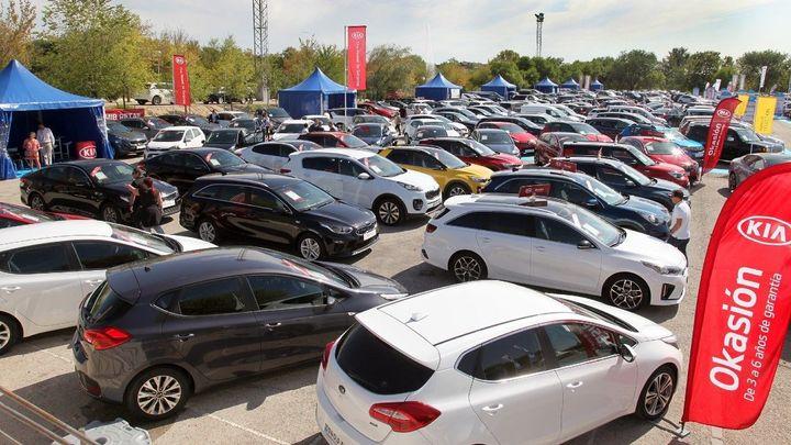Alcobendas suspende la celebración presencial de la Feria del Vehículo de Ocasión