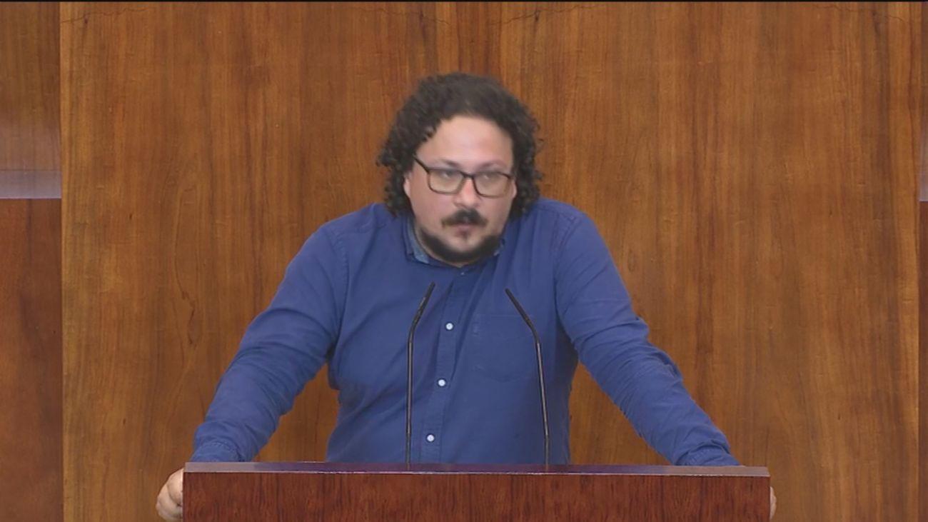"""Morano (Unidas Podemos): """"Convoque elecciones lo antes posible y comprobará que usted no es Madrid"""""""