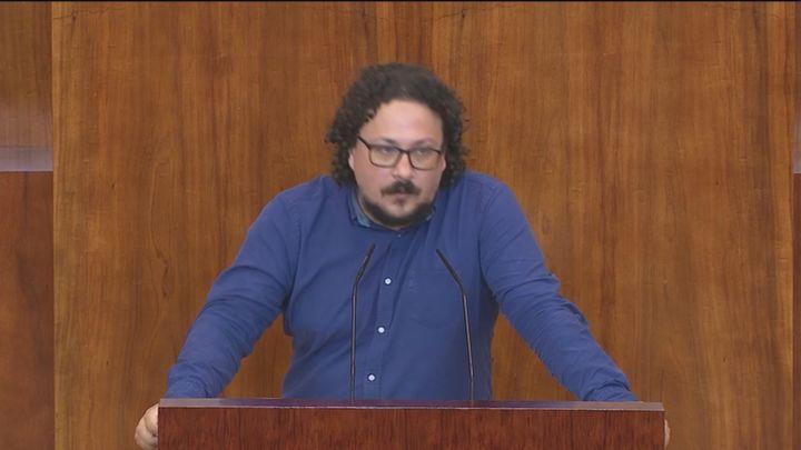 """Morano (Unidas Podemos), a Ayuso: """"Convoque elecciones lo antes posible y comprobará que usted no es Madrid"""""""