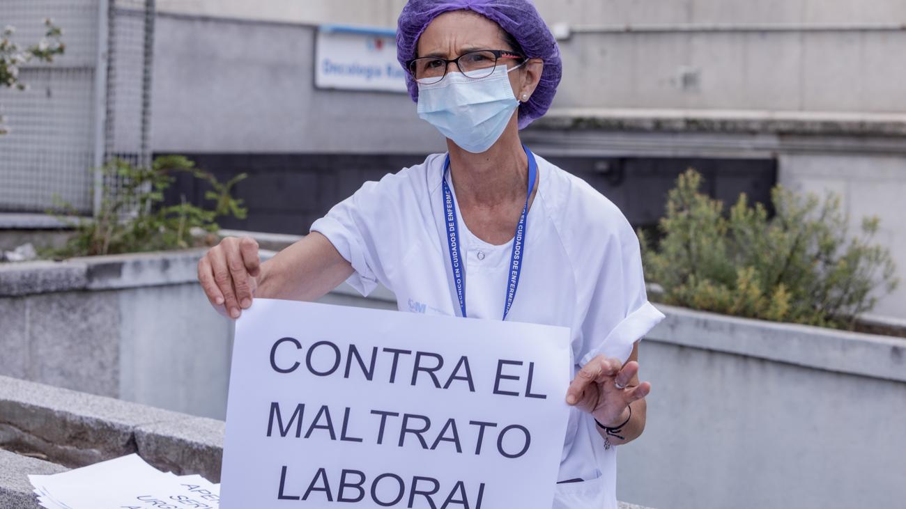 """La Atención Primaria madrileña ve """"insuficiente"""" el plan anunciado por Ayuso"""