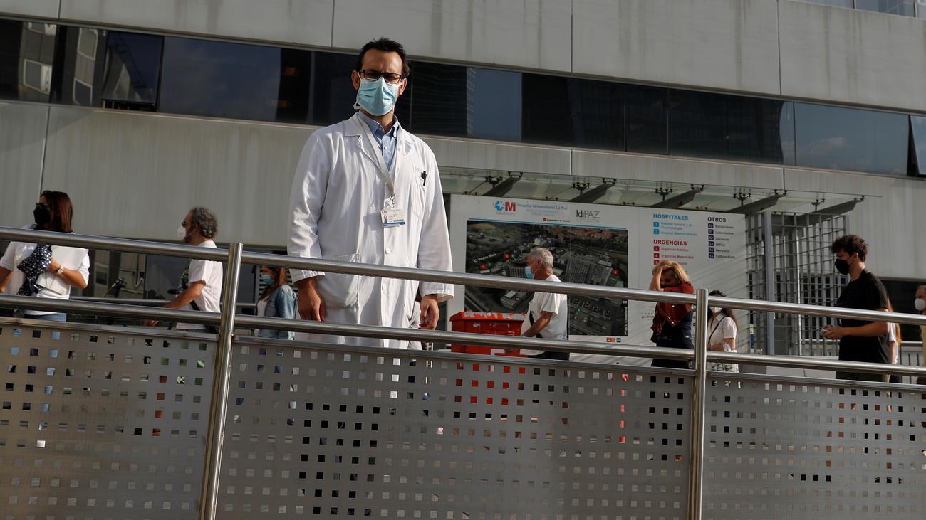 Así han comenzado los ensayos de la vacuna contra la Covid en Madrid