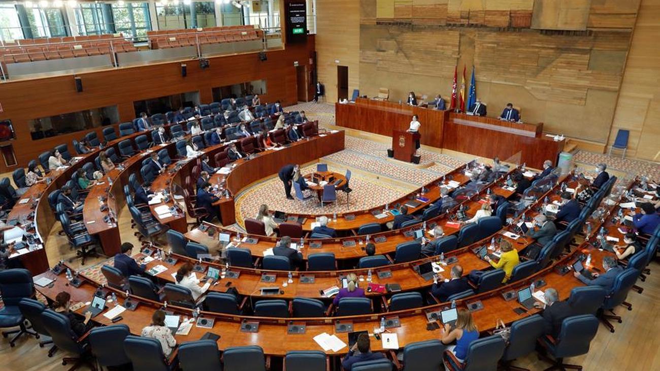 El coronavirus, los presupuestos, la moción de censura y la vuelta al cole centran el Debate del Estado de la Región