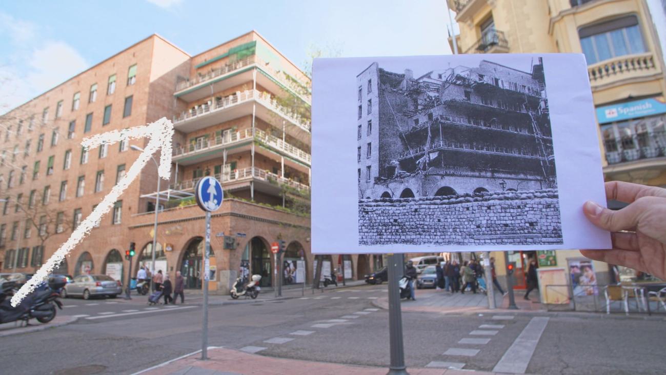 'La casa de las Flores' de Madrid