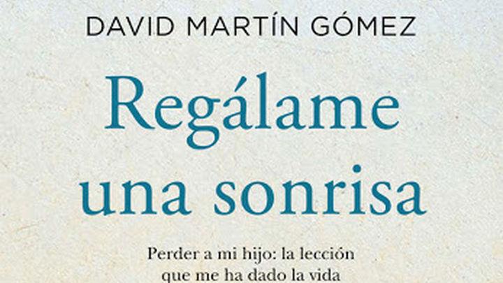 David Martín Gómez presenta su libro 'Regálame una sonrisa'