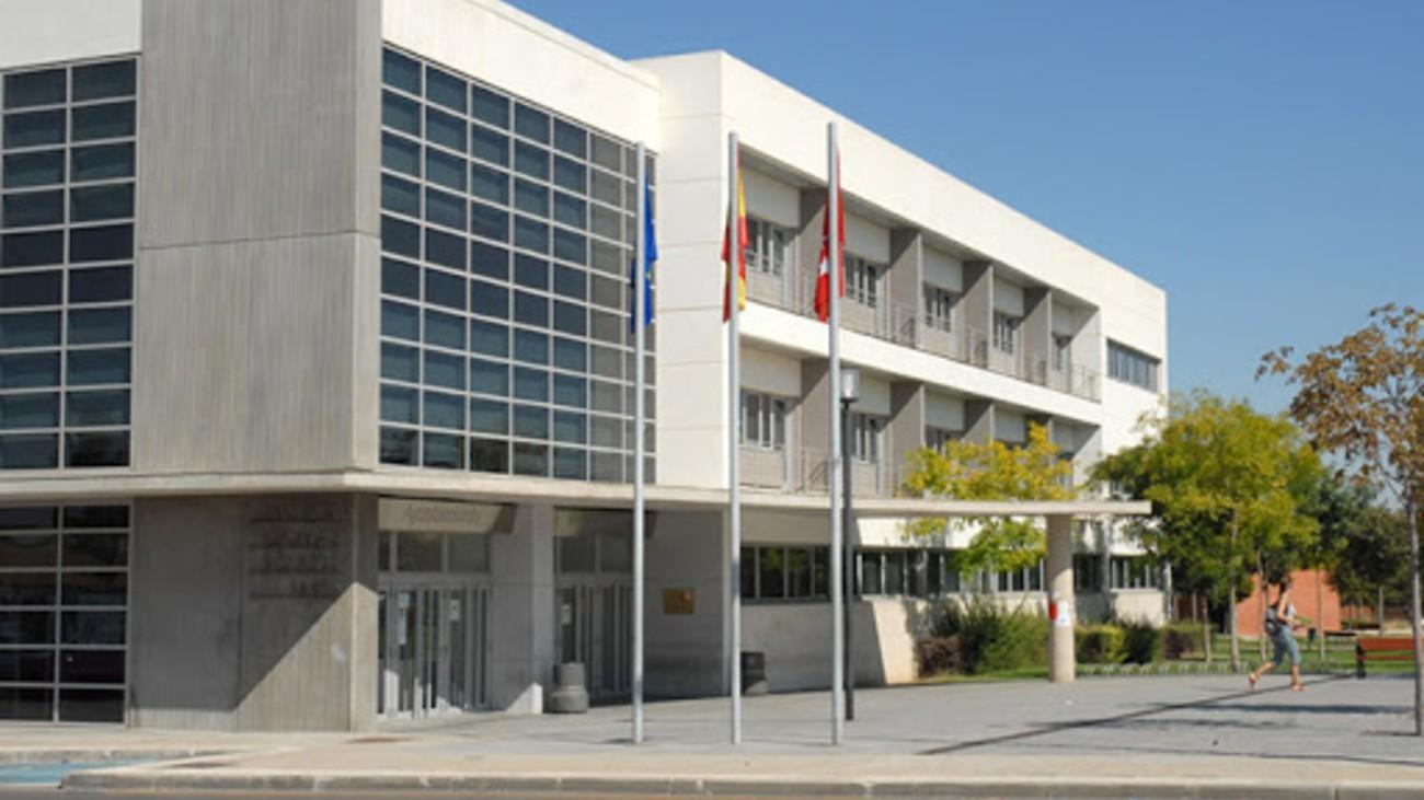 Edificio municipal de Valdemoro