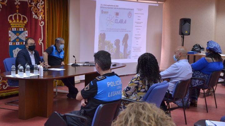 El proyecto 'Clara' formará en Leganés a personas y policías para combatir los discursos racistas y de odio