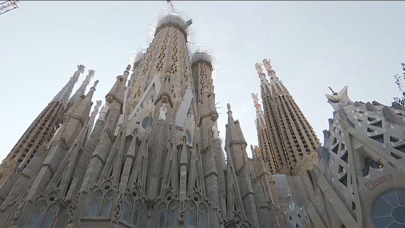Las obras de la Sagrada Familia no se podrán terminar en 2026 debido al Covid