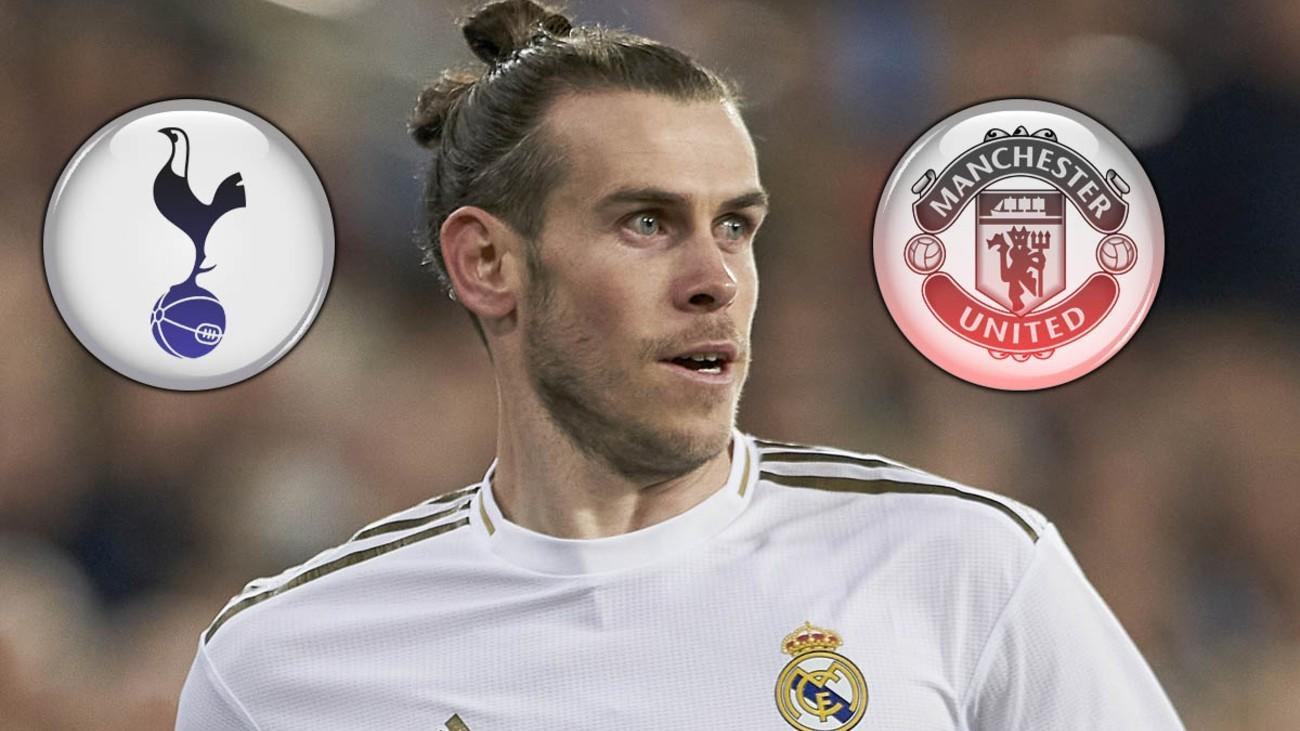 Bale, más cerca del Tottenham que del Manchester United