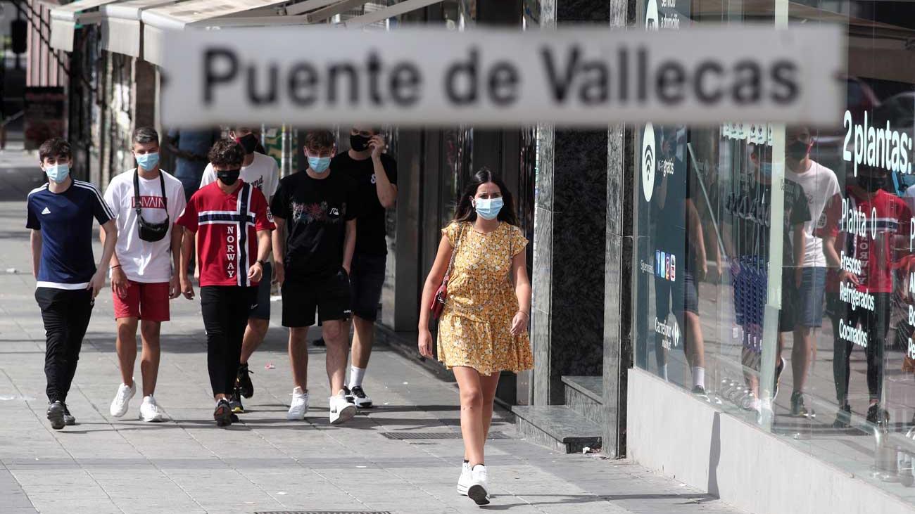 Madrid estudia reabrir el hospital de Ifema y restricciones selectivas de movilidad