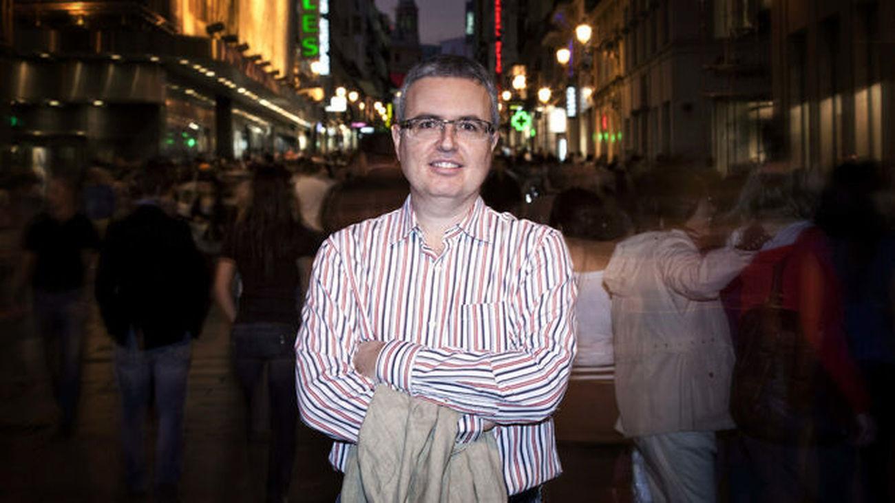 'Hasta aquí hemos llegado', del malagueño Antonio Fontana, Premio Café Gijón