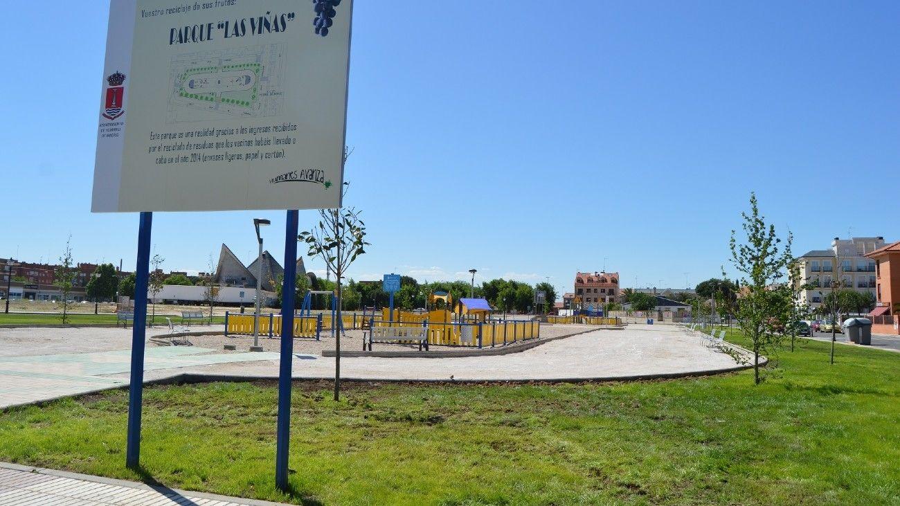 Parque de Humanes