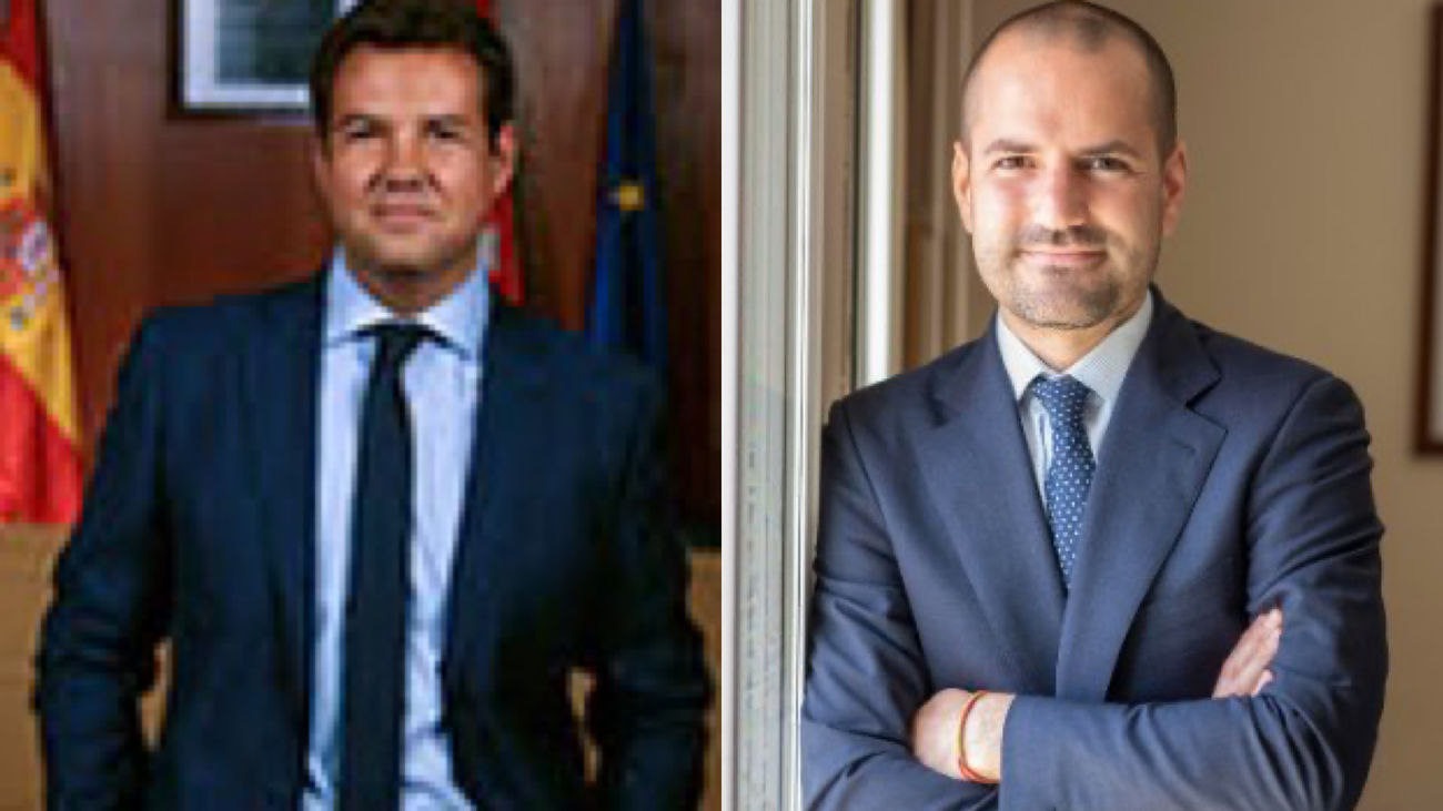 Los alcaldes de Las Rozas y Majadahonda