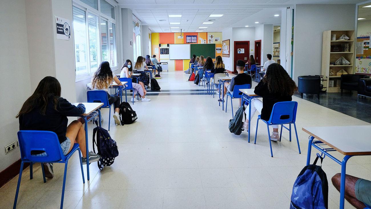 Los sindicatos de Educación de Madrid irán a la huelga el 22 y 23 de septiembre