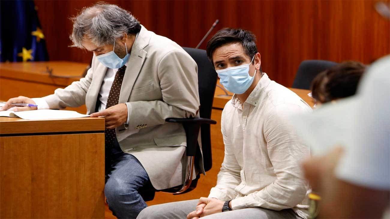 """El jurado considera culpable  a Rodrigo Lanza del """"asesinato de los tirantes"""""""