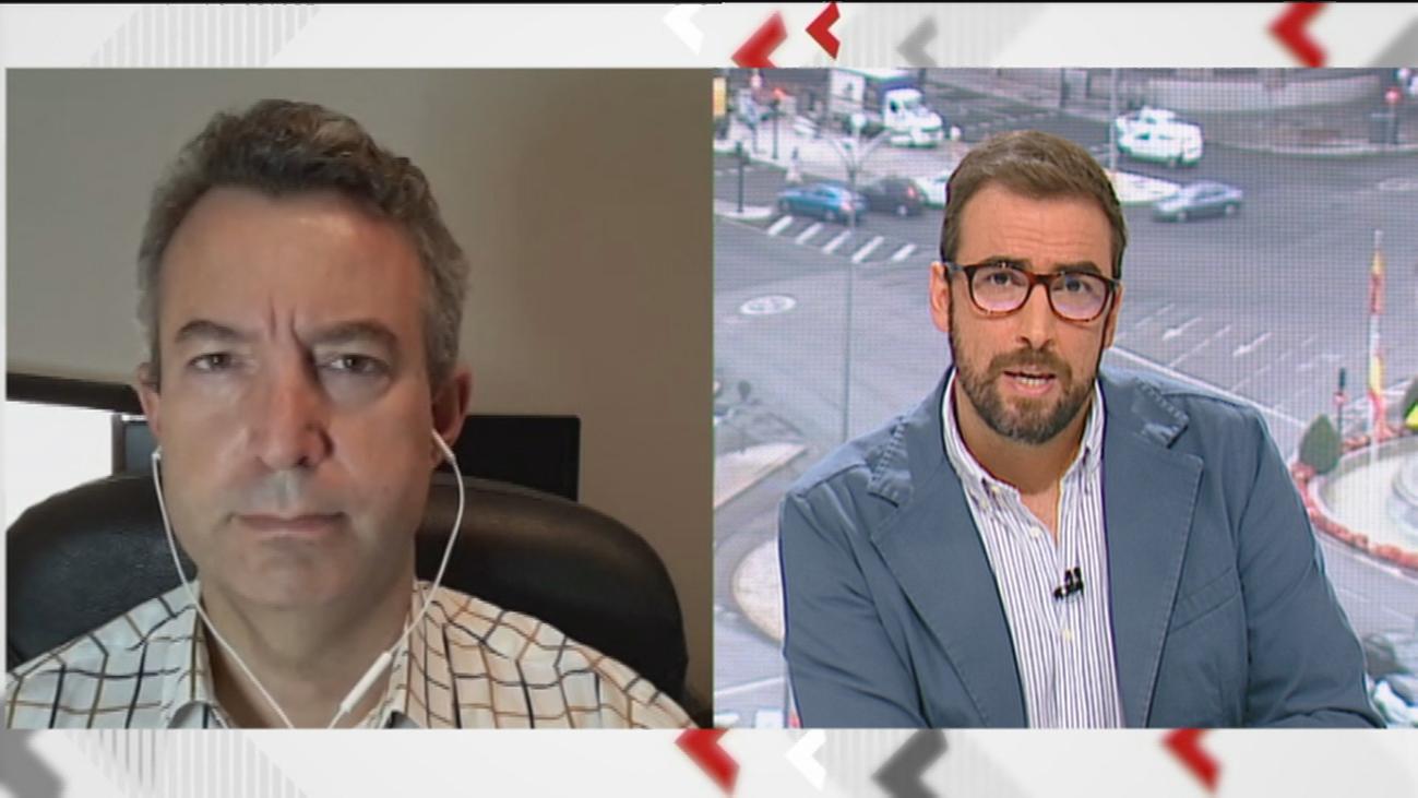 """César Carballo: """"Vamos a tener que hacer un confinamiento de Madrid entero"""""""