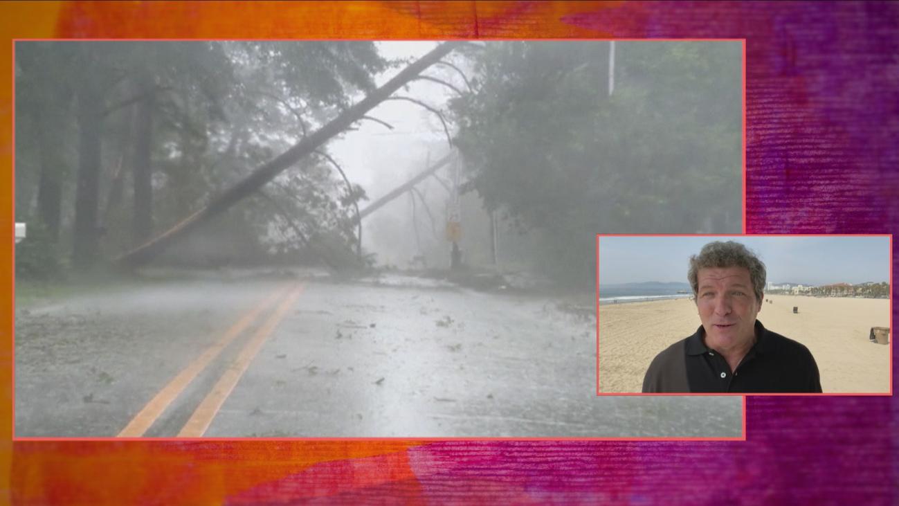 ¿Cómo se elige el nombre de los huracanes y las borrascas?
