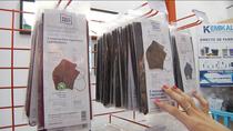Abre la primera tienda 'Covid' de España, en pleno centro de Madrid