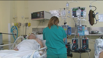 El 40% de las camas UCI en Madrid están ocupadas por enfermos de Covid y hay hospitales ya completos