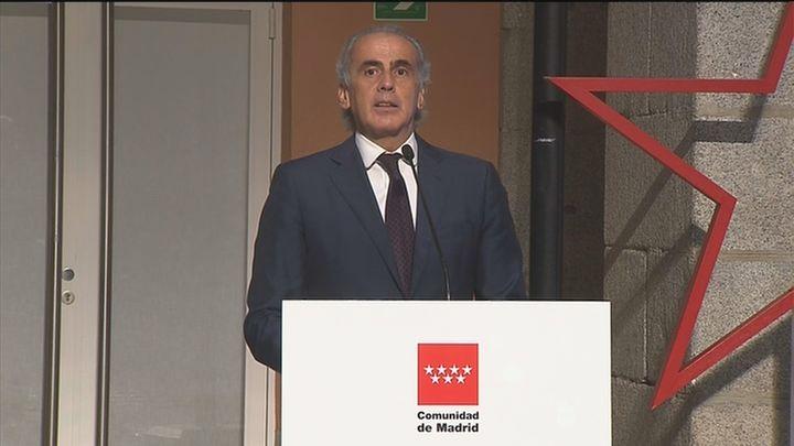 Madrid suma 5.104 casos nuevos, 1.212 de las últimas 24 horas  y 33 fallecidos