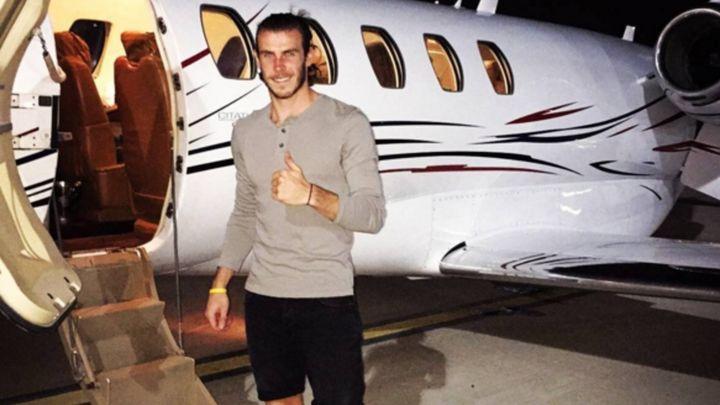 Bale y Reguilón ya están en Londres para firmar por el Tottenham