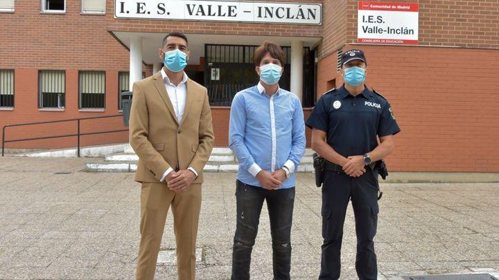 Torrejón pone en marcha marcha el 'Plan de Prevención de las Novatadas' en los Institutos