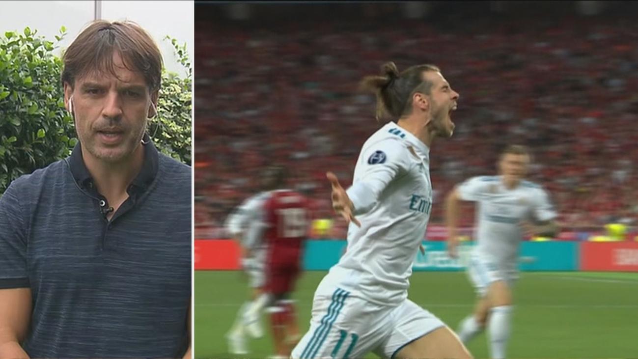 """Morientes: """"La marcha de Bale ahorra un problema en el vestuario"""""""