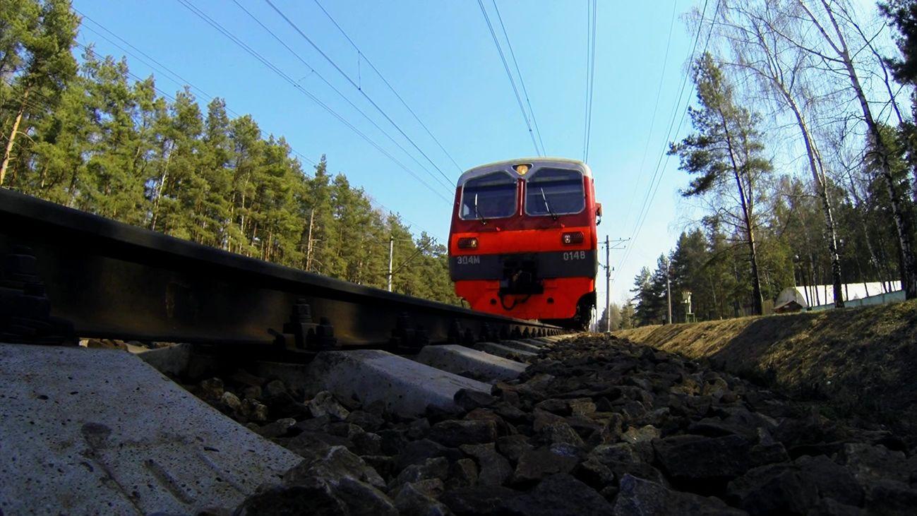 Escena del documental 'En tren por el viejo continente'