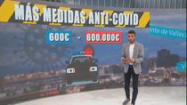 Multas de 600 a 600.000 euros para quienes incumplan las restricciones de Madrid