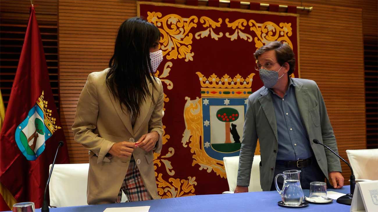 Madrid reforzará los servicios sociales y la limpieza de las zonas limitadas