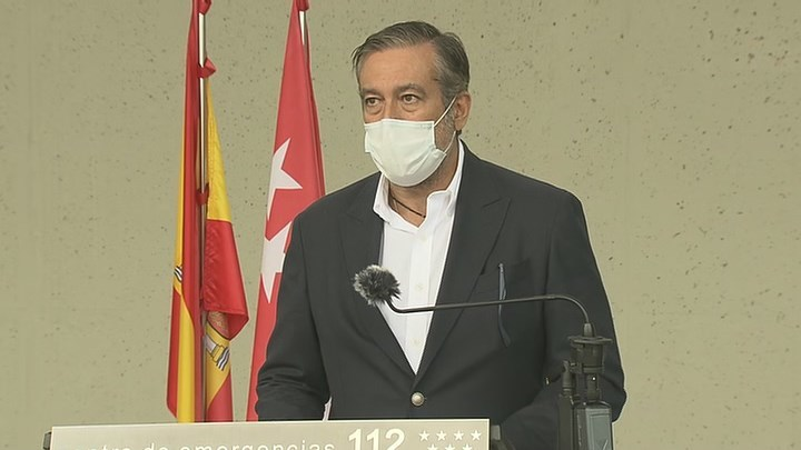 Madrid pide que se considere delito el incumplimiento de cuarentenas