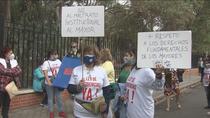 """Marea de Residencias pide en Leganés  una """"ley justa para residentes y trabajadores"""""""
