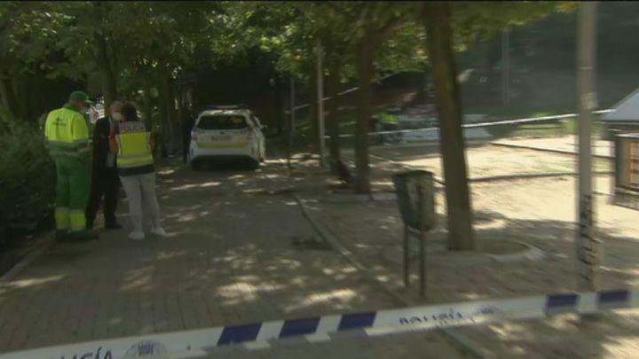 Hallan a una mujer muerta con signos de violencia en el barrio de Valdezarza