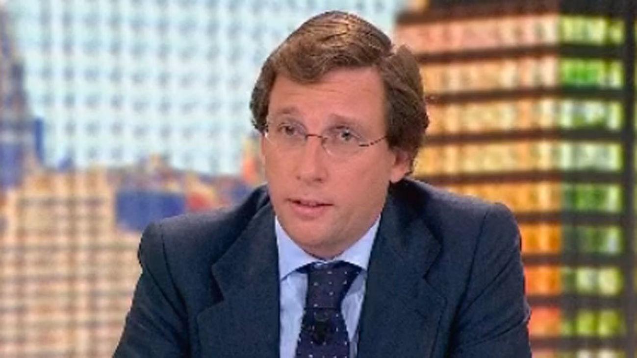 José Luis Martínez Almeida, alcalde de Madrid