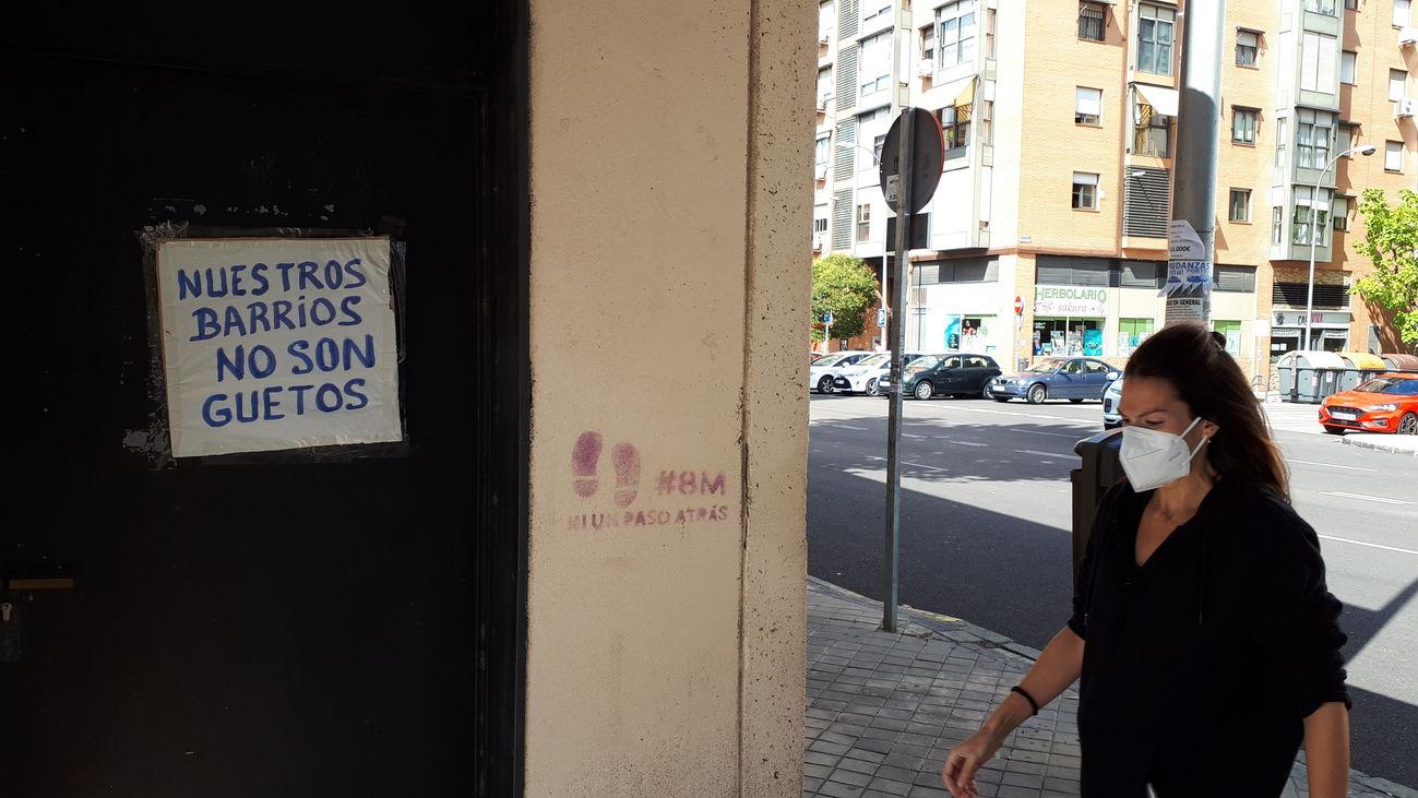 Primer día de restricciones en Madrid, centros de salud saturados