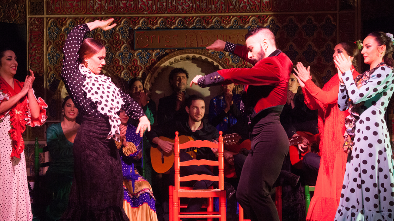 El tablao flamenco Torres Bermejas