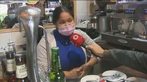 Vecinos de Entrevías  se quejan de los transportes y creen que muchos bares acabarán en la ruina