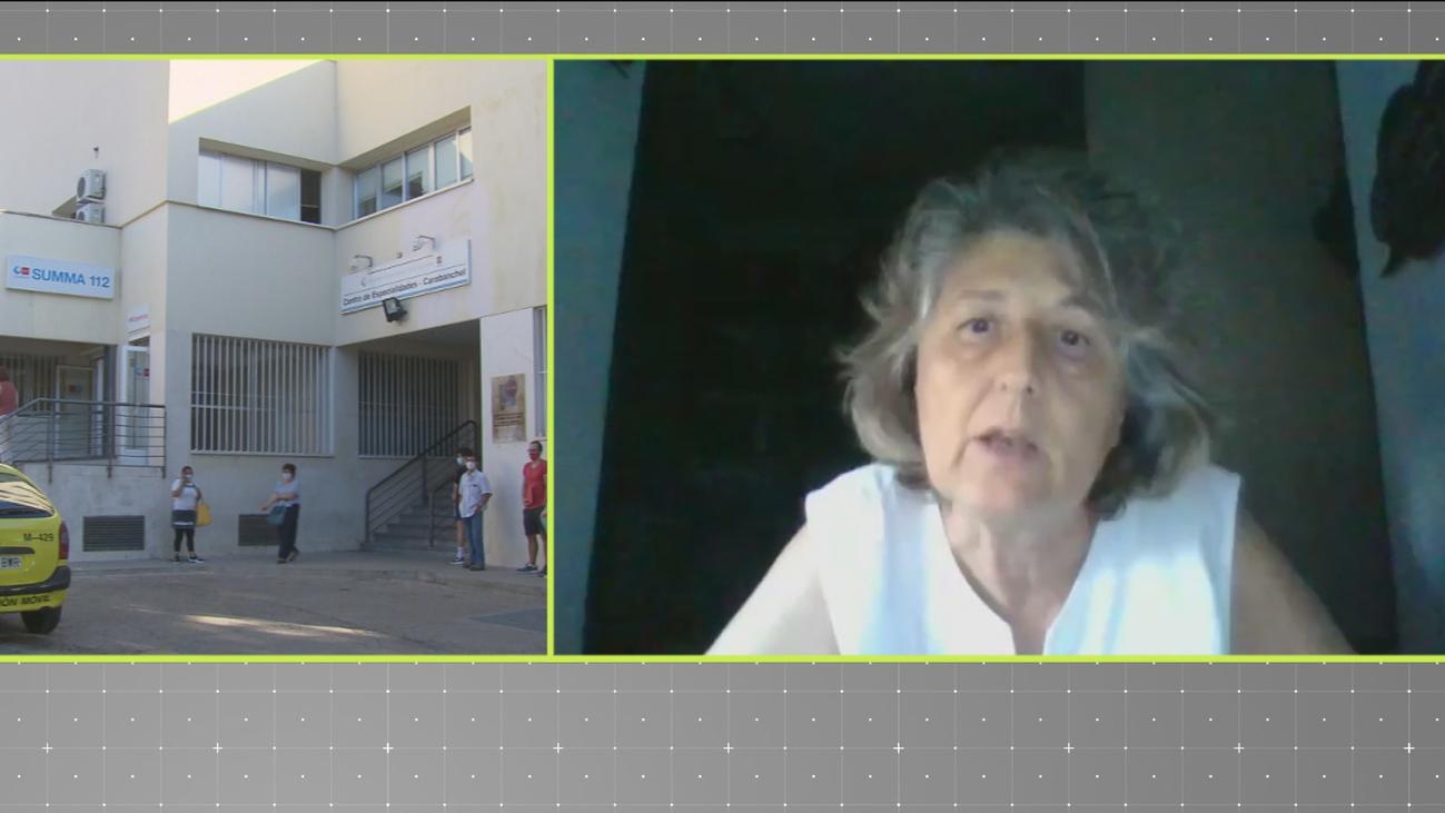 Hablamos con Maribel Giráldez, Médica en Atención Primaria