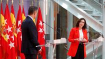 Sánchez y Ayuso marcan un nuevo camino en la lucha contra el coronavirus en Madrid