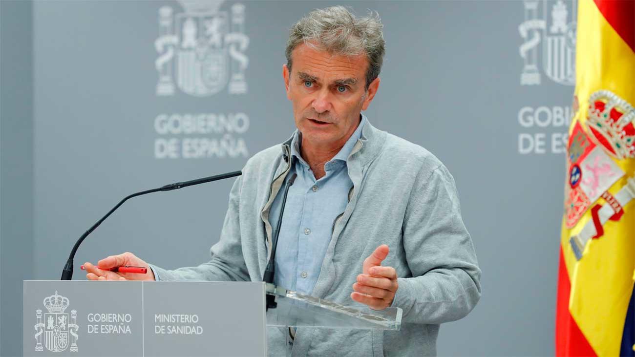 Simón no descarta ampliar a otras zonas las medidas aprobadas en Madrid