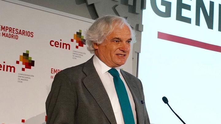 """Miguel Garrido, presidente de la CEIM: """"La ley del teletrabajo va a favorecer a todos"""""""