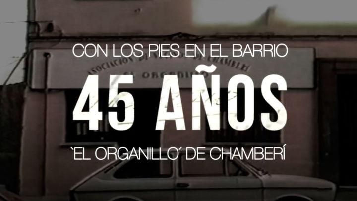 """El Organillo de Chamberí celebra con un documental sus 45 años de """"reivindicación y defensa de los derechos vecinales"""""""