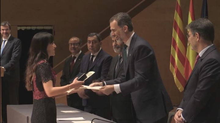 El Rey no asistirá por primera vez a la entrega de despachos a jueces en Barcelona