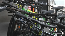 La tienda de bicicletas más grande de todo Madrid, en Vallecas