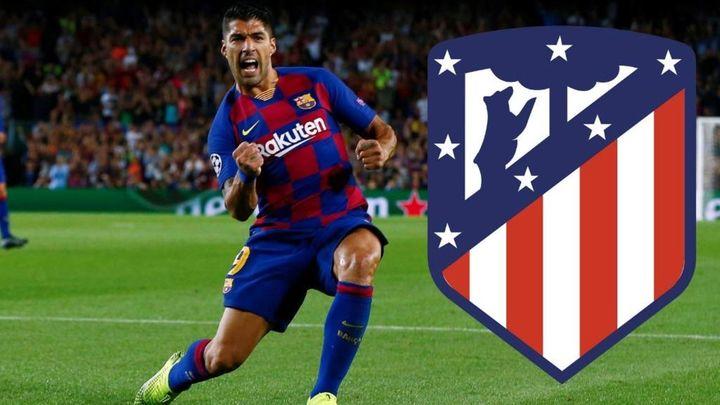 Acuerdo Barça-Atlético para el traspaso de Luis Suárez