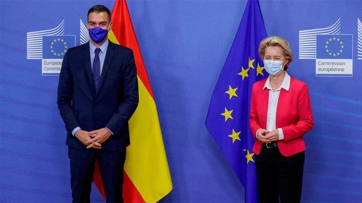 Sánchez reclama a Bruselas aplicar los fondos europeos para superar la crisis