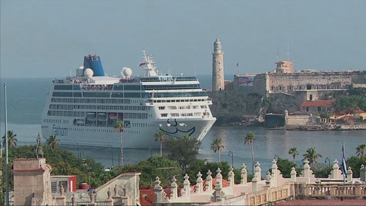 Trump prohíbe las estancias de estadounidenses en todos los hoteles de Cuba