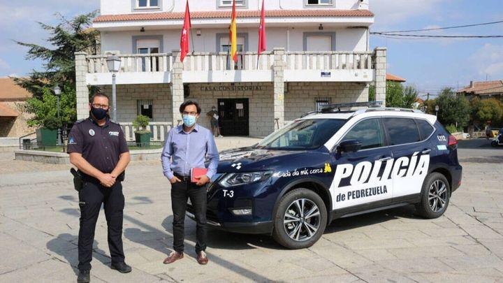 Detenido un hombre que atracó con una navaja una sucursal bancaria de Pedrezuela