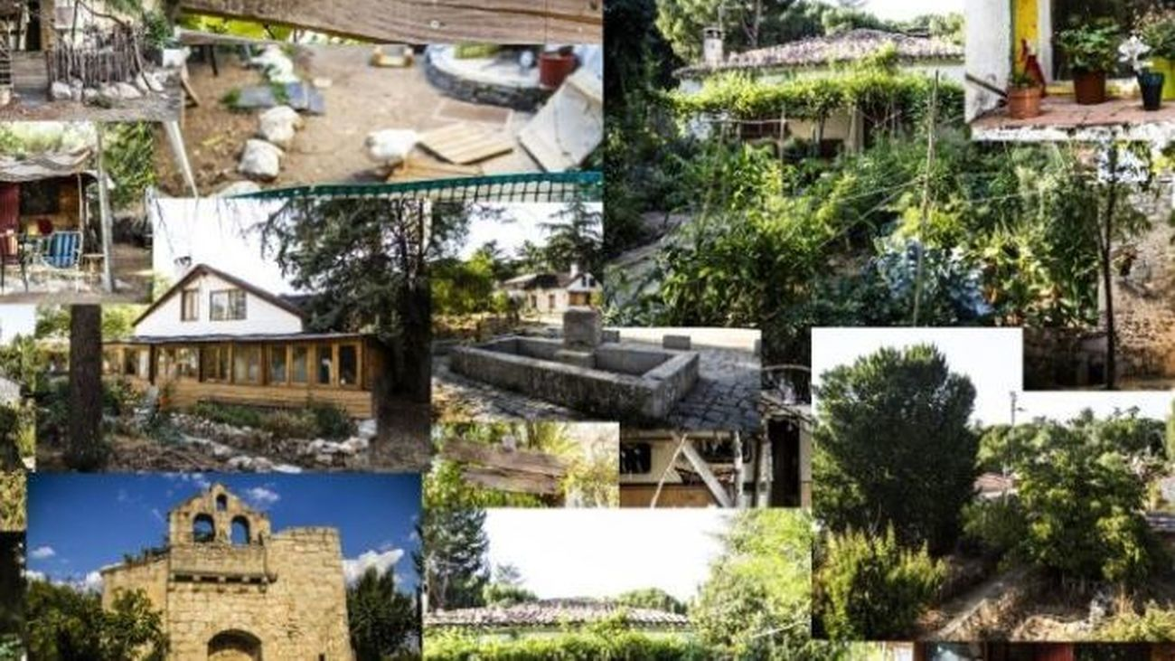 En peligro el poblado medieval de Navalquejido en El Escorial