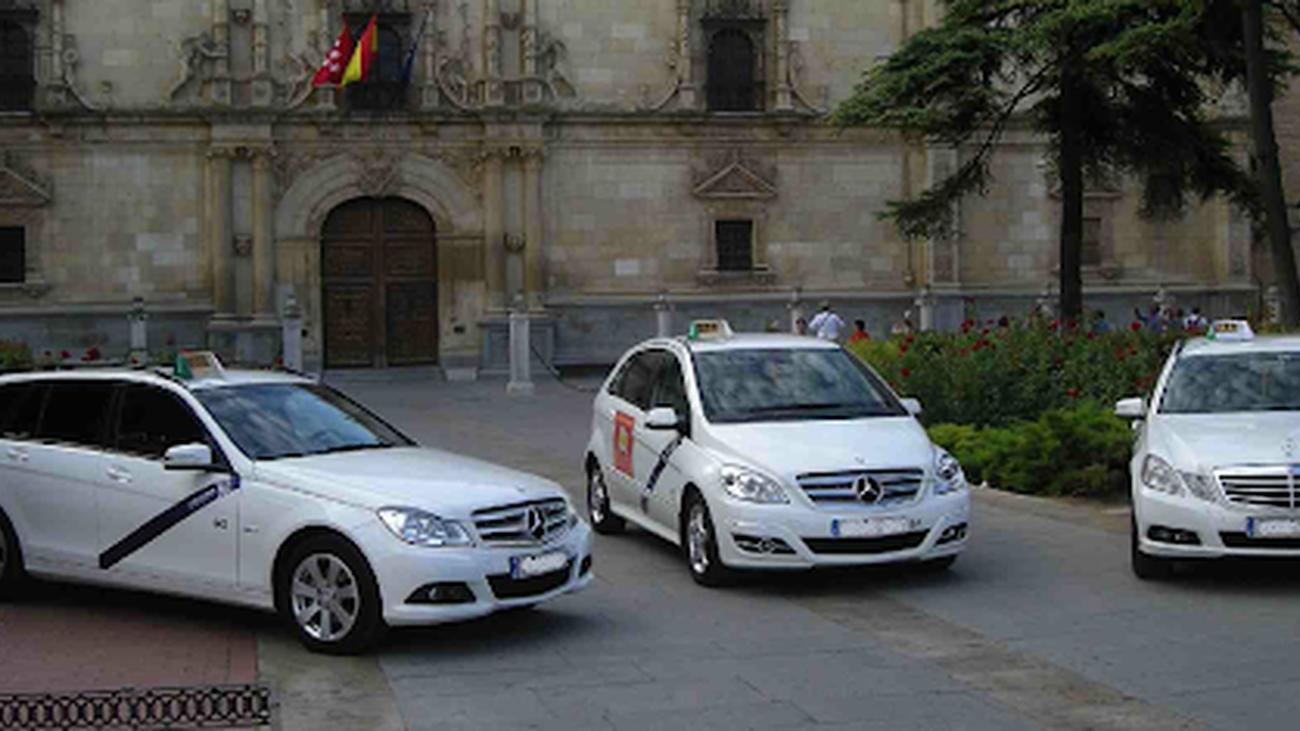 Taxistas de Alcalá