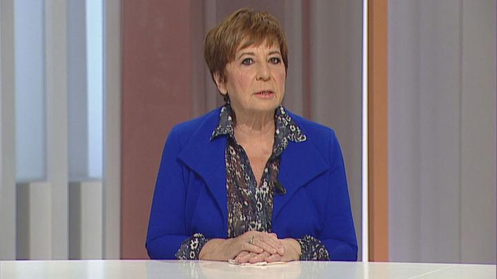 """Celia Villalobos, sobre su libro: """"No es mi objetivo, en absoluto, denostar a mi partido"""""""